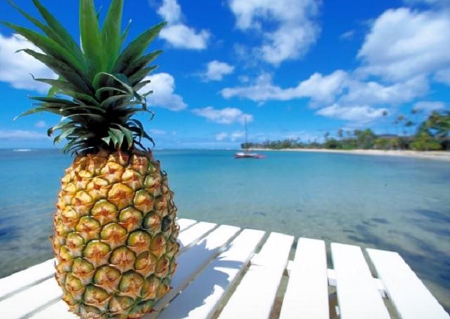 Dieta last minute con l'ananas per l'estate
