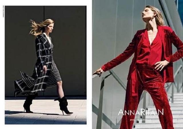 Annarita N presenta la nuova campagna autunno inverno 2017/2018