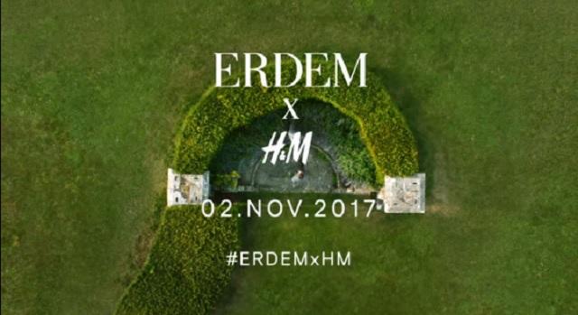 H&M annuncia la sua collaborazione con Erdem per una nuova collezione