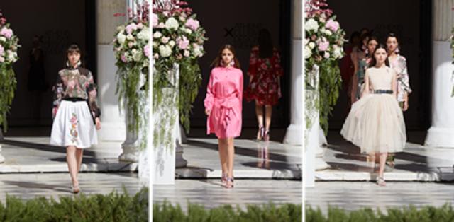 Blugirl presenta la collezione primavera estate del 2018