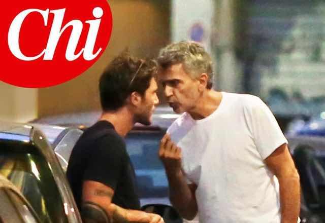 Stefano De Martino attaccato in strada dal padre di Belen? La foto