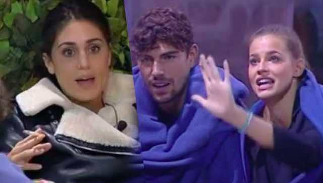 """Cecilia furiosa con Ivana:""""Hai fatto la doccia con Ignazio e l'hai toccato!"""""""