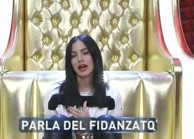 "Giulia De Lellis al Gf Vip confessa ""Damante mi ha lasciata..."""