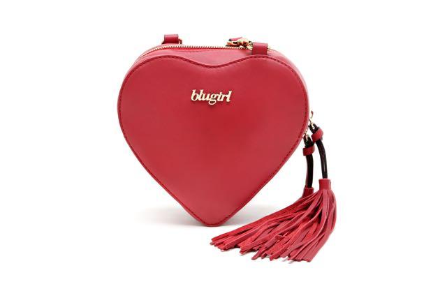 Regali San Valentino la borsa rossa di Bluegirl