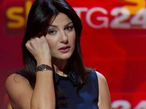 Ilaria D'Amico a Sanremo 2018? Se fosse così perchè pescare da Sky?