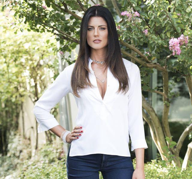 """Daniela Ferolla ex Miss Italia:""""Sogno Sanremo"""""""