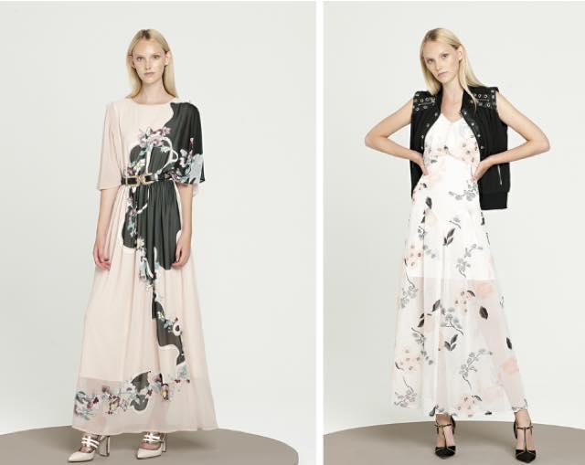 La moda della primavera 2018 e d'ispirazione orientale