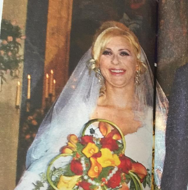 Tina Cipollari ecco le foto del matrimonio se ve le siete perse