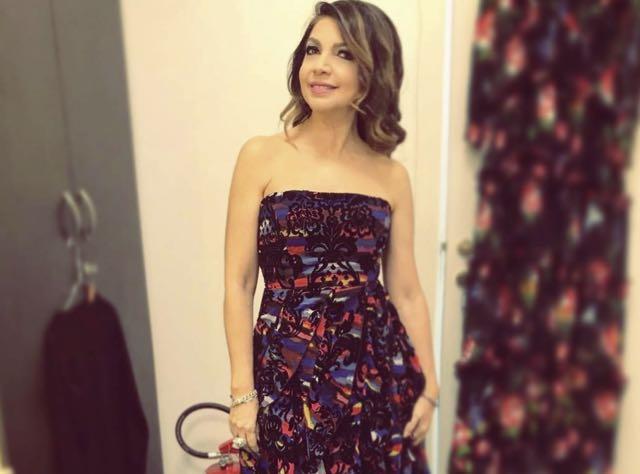 Cristina D'Avena Sanremo Young abito e stilista scelto per la giuria