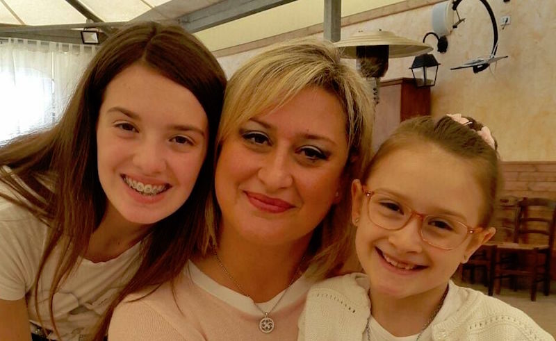 La morte di Alessia e Martina la reazione della madre Antonietta in ospedale
