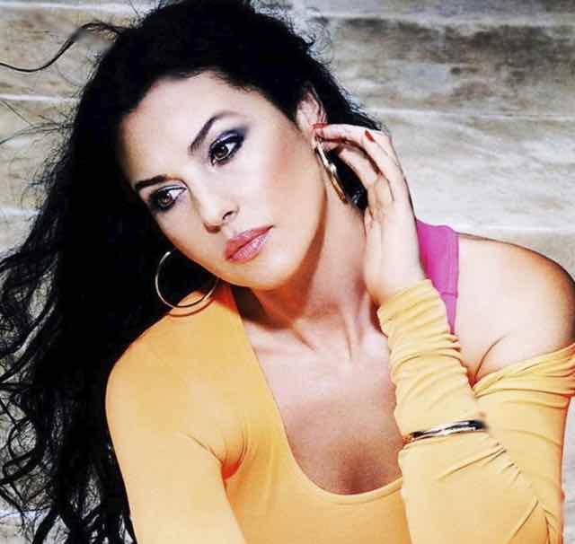 Monica Bellucci David Di Donatello look abito e stilista