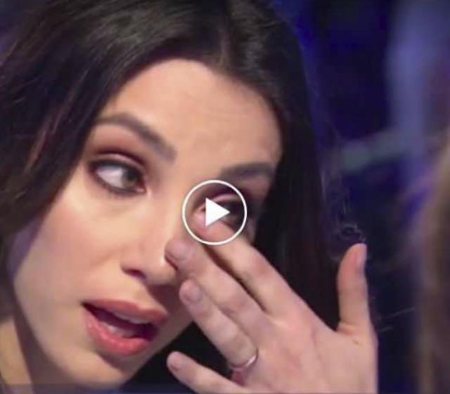 Francesca Rocco piange perchè la storia con Masiero va male