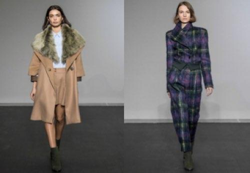 Moda donna autunno inverno 2018 è la celebrazione del minimalismo