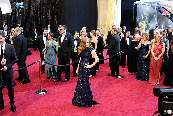 Oscar 2018 vincitori e abiti e stilisti delle star sul red carpet