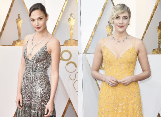 Oscar 2018 i gioielli più belli indossati sul red carpet
