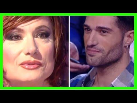 """Luxuria e il Michael il figlio di Franco dell'isola:""""Stiamo giocando"""""""
