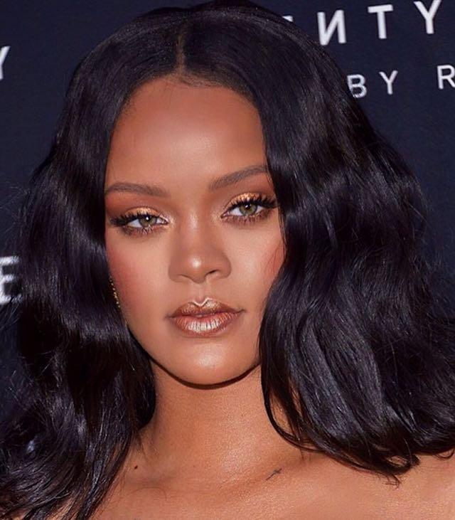 Rihanna a Milano per il lancio della sua linea di bellezza Fenty Beauty by Rihanna