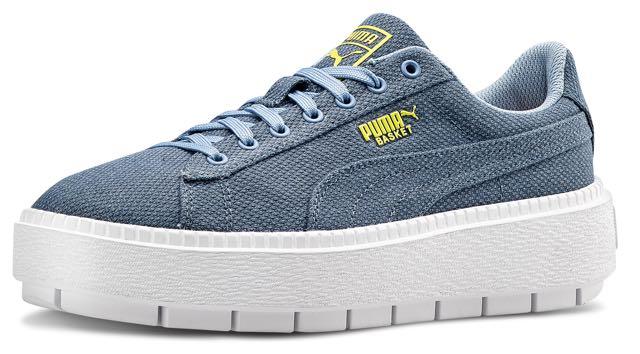 Sneaker donna tendenze primavera estate 2018 le Puma Platform Trace