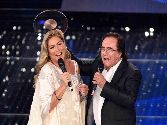 Albano e Romina Power a Ballando con le stelle ballano insieme e Romina JR approva