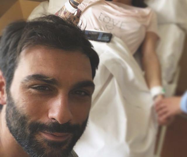 Francesco Arca ex tronista di Uomini e donne e attore è diventato papà