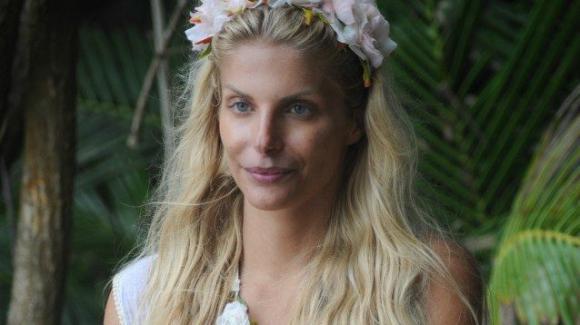 Isola Francesca Cipriani quanto è dimagrita e quanti chili ha perso?