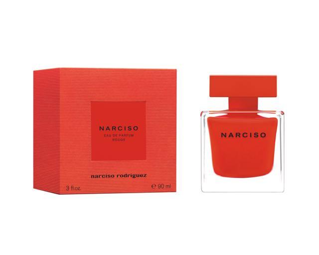 Profumi donna, Narciso Rodriguez presenta NARCISO eau de parfum rouge