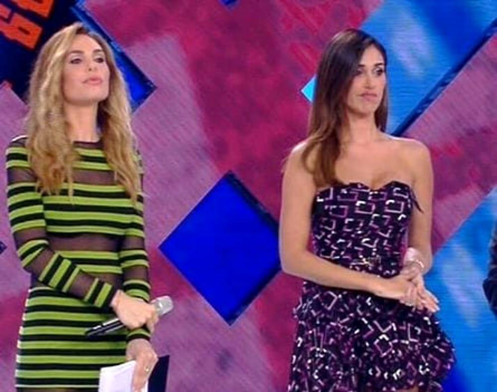 Ilary Blasi Balalaika abito e stilista scelto per la trasmissione dei Mondiali 2018