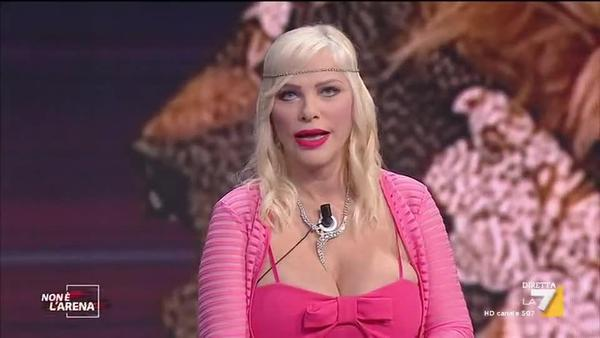 """Ilona Staller Cicciolina rivela Peter Gomez: """"Ho avuto paura di morire"""""""