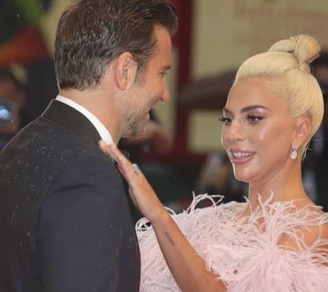 """Lady Gaga Festival di Venezia:""""La mia canzone italiana preferita è 'O solo mio"""""""