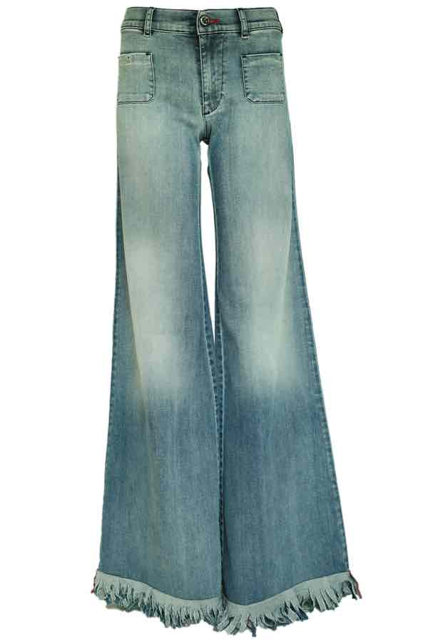 Come indossare i jeans da donna per l'autunno inverno 2018?