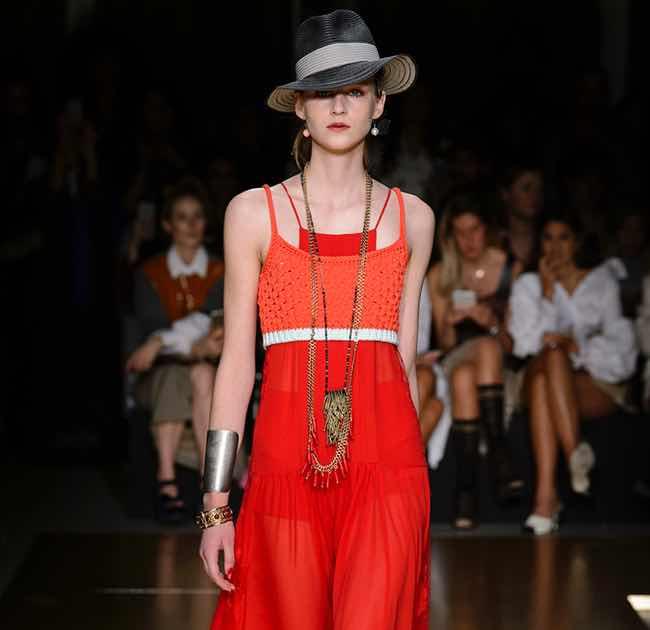 Calendario sfilate Milano moda donna settembre 2018 da Etro a Moschino