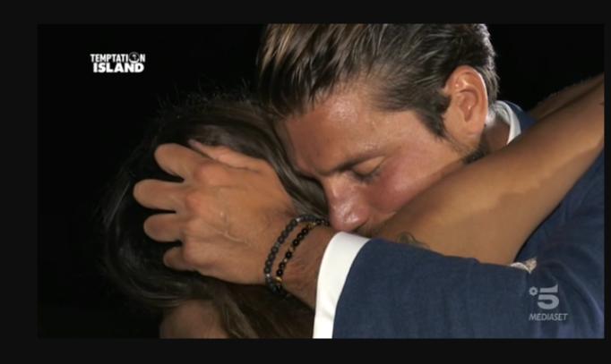 Martina e Andrea di Temptation Island fine di un amore le cause e le parole di lei