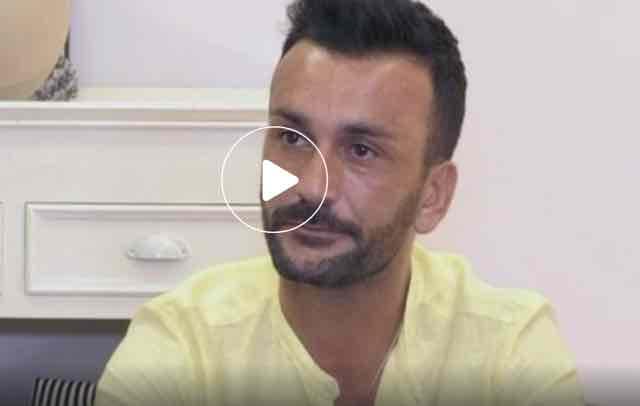 """Nicola Panico ex fidanzato di Sala intervista a Uomini e donne:""""Sono una vittima"""""""