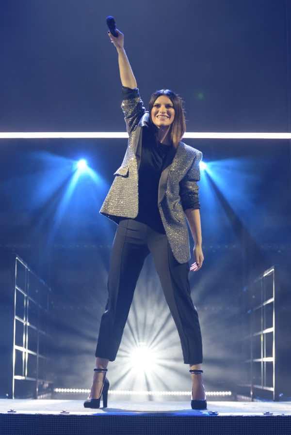 Laura Pausini concerto Circo Massimo su Canale 5 ecco quando