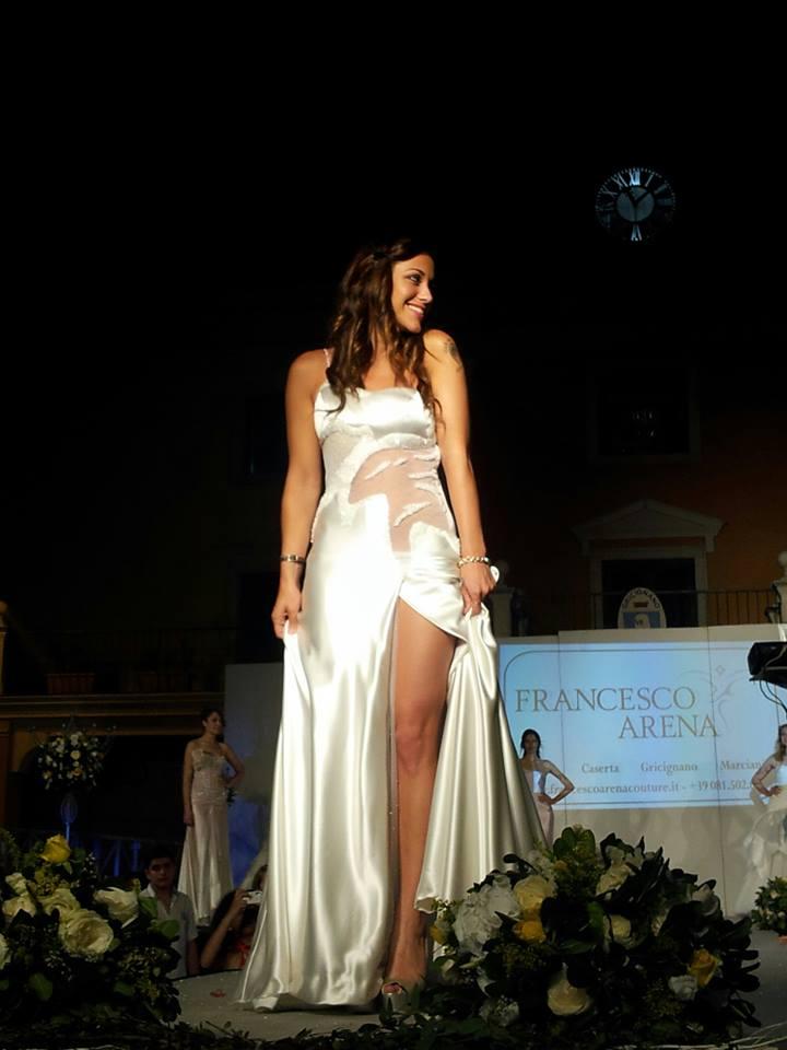 Teresanna Pugliese matrimonio con Giovanni abito da sposa e stilista