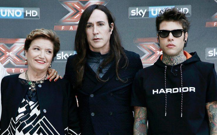 X Factor 2018 Asia Argento non presenta in conferenza stampa, Benji e Fede nel daytime