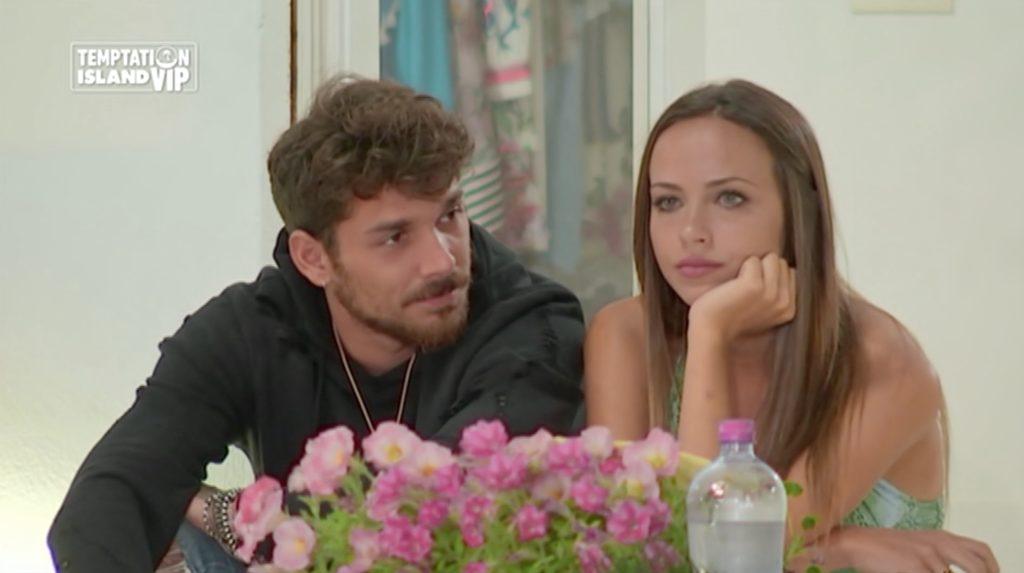 """Andrea Cerioli a Uomini e donne su Alessandra:""""Mi dispiace che abbia detto questo"""""""