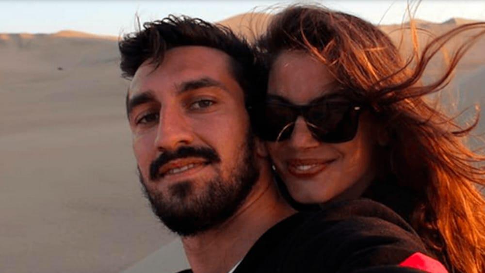Francesca Fioretti torna sui social dopo la morte di David Astori e pubblica un post