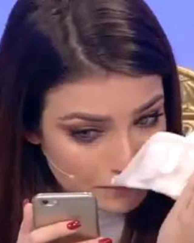 Giordano Mazzocchi e Nicolò Ferrari lite a Uomini e donne e le lacrime di Nilufar