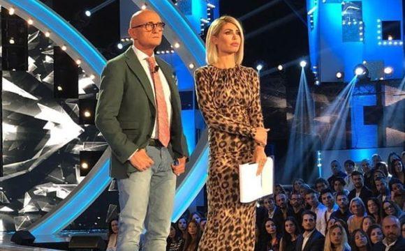 Ilary Blasi abito e stilista Grande Fratello Vip 8 ottobre, che look ha scelto?
