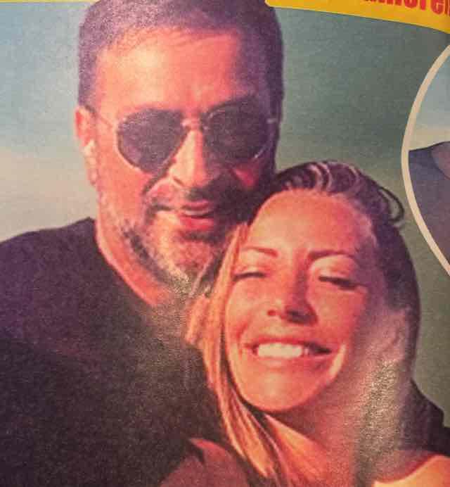 Karina Cascella dopo la lite con Crespi a Domenica Live si consola con Max Colombo