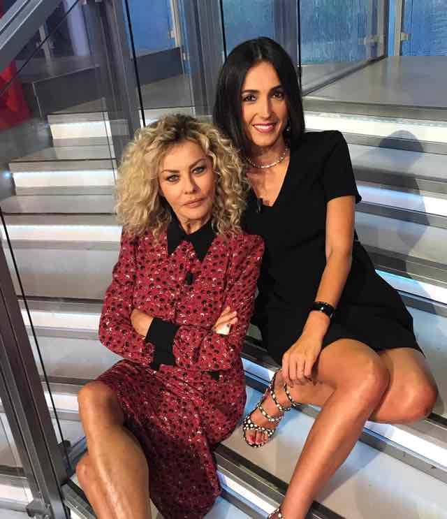 """Eva Grimaldi rivelazione shock:""""Ho avuto una relazione con Sean Penn"""""""