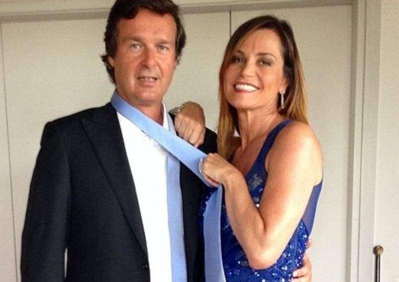 Simona Ventura e Gerò si sono lasciati fine della loro storia d'amore