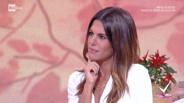 La settimana di Detto Fatto con la curvy Elisa D'Ospina e Fabrizio Crispino per Emma Marrone