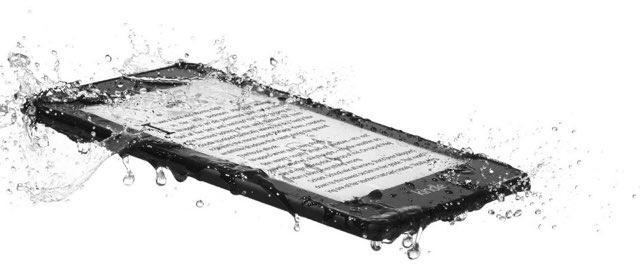 Ecco il nuovo Kindle PaperWhite, più leggero e resistente all'acqua. Il prezzo