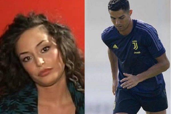 Raffaella Fico difende Cristiano Ronaldo dalle accuse di stupro
