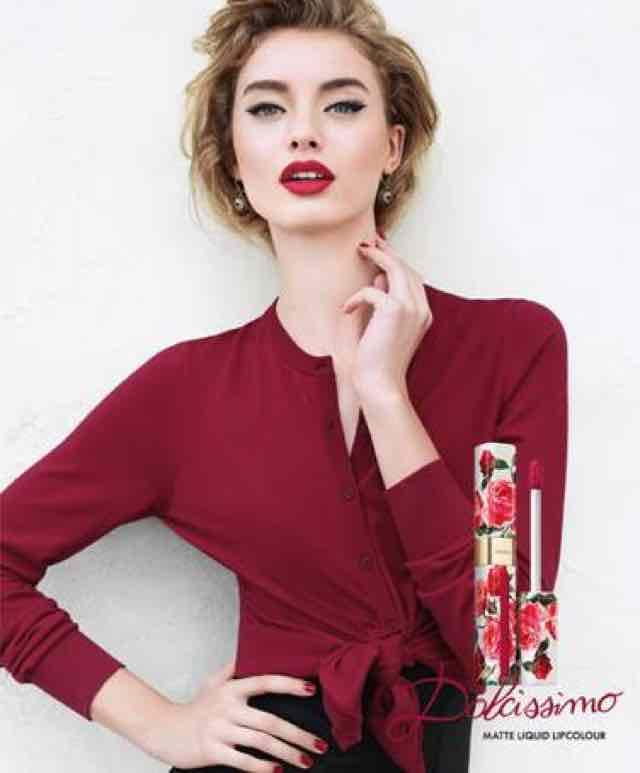 Dolce e Gabbana beauty il rossetto che esalta la sensualità di ogni donna