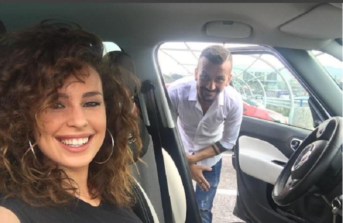 Sara Affi Fella e Nicola Panico si sono rivisti ecco dove e cosa è successo