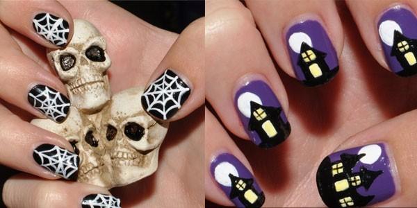 Come fare la nail art perfetta per Halloween? Tutorial e consigli