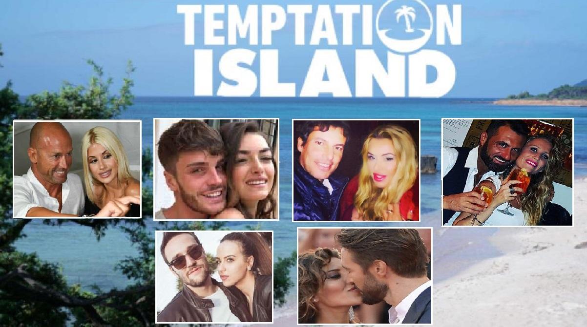 Temptation Island Vip quando va in onda l'ultima puntata?